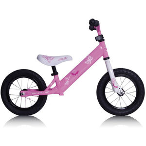 "Rebel Kidz Air Laufrad 12,5"" Kinder schmetterling/pink schmetterling/pink"