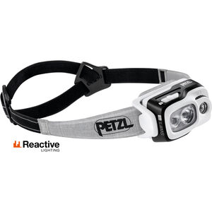 Petzl Swift RL Stirnlampe black black