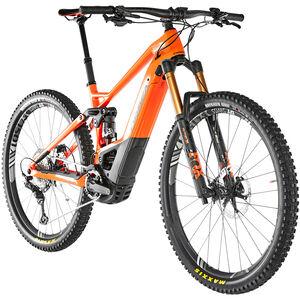 ORBEA Wild FS M-Team orange/black orange/black