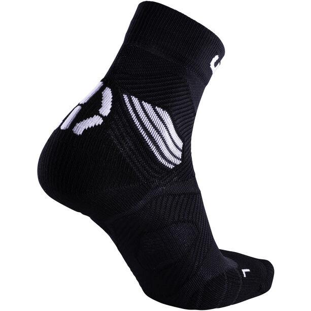 UYN Run Trail Challenge Socks Herren black/white