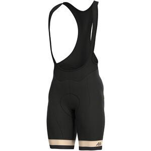 Alé Cycling Classic Vintage Bib Shorts Herren black-beige black-beige