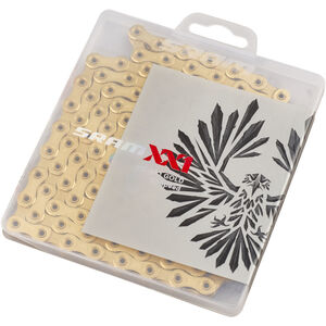 SRAM XX1 Eagle Kette 12-fach gold gold