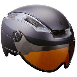 BBB Indra Speed 45 BHE-56F Helm Faceshield matt schwarz matt schwarz