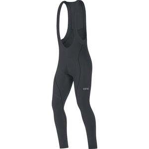 GORE WEAR C3+ Thermo Bib Tights Herren black black