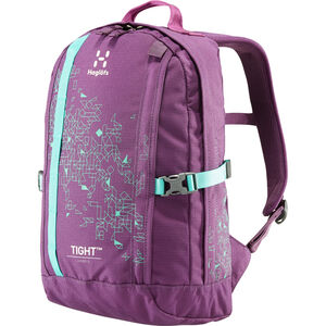 Haglöfs Tight Junior 15 Backpack Kinder purple crush/crystal lake purple crush/crystal lake