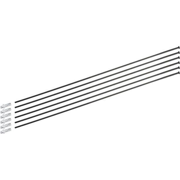 DT Swiss Spoke Kit für PR 1600 Spline 23 mm