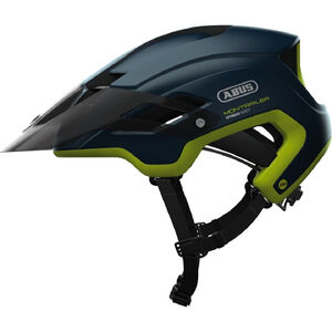 ABUS Montrailer MIPS MTB-Helmet midnight blue midnight blue