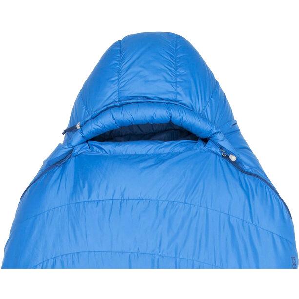 Marmot Helium Sleeping Bag regular cobalt blue/blue night