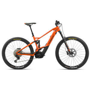 ORBEA Wild FS M10 orange/black orange/black