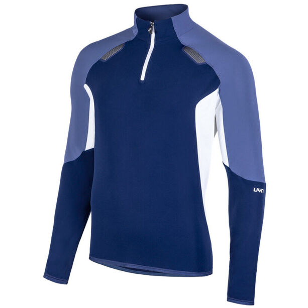 UYN Move Zip Up Jacket Herren deep blue/indigo/off white