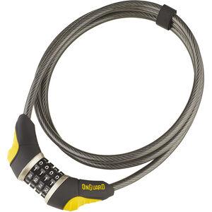 Onguard Akita 8042 Zahlen-Kabelschloss 185 cm Ø10 mm