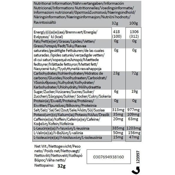 GU Energy Test Box Salted Caramel + Salted Watermelon inkl. Trinkflasche