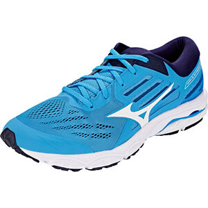 Mizuno Wave Stream 2 Shoes Men Malibu Blue/White/Blue Wing Teal bei fahrrad.de Online