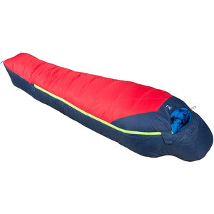 Millet Trilogy Ultimate Sleeping Bag saphir/rouge