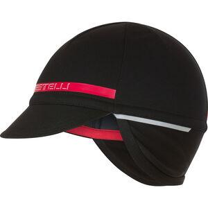 Castelli Difesa 2 Cap black black