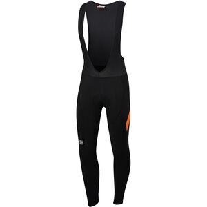 Sportful Neo Trägerhose Herren black/orange sdr black/orange sdr
