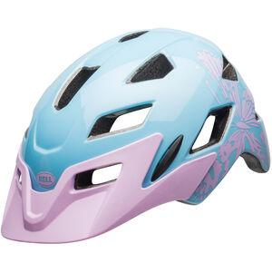 Bell Sidetrack Helmet Kinder cmyk/lilac cmyk/lilac