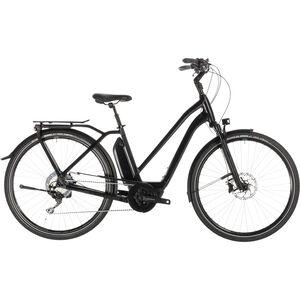 Cube Town Sport Hybrid SL 500 Trapez Black Edition bei fahrrad.de Online