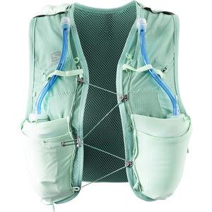 Salomon Adv Skin 8 Backpack Set Damen yucca/canton yucca/canton