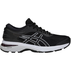 asics Gel-Kayano 25 Shoes Damen black/glacier grey black/glacier grey