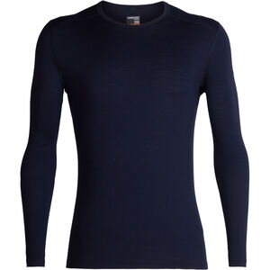 Icebreaker 200 Oasis LS Crew Shirt Herren midnight navy midnight navy
