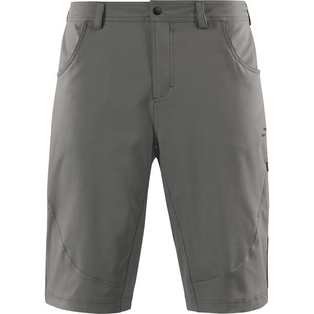 SQUARE Active Baggy Shorts Herren grey