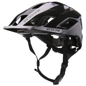 SixSixOne EVO AM Helm metallic black