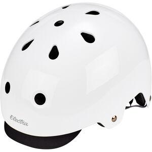 Electra Bike Helmet gloss white bei fahrrad.de Online