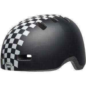 Bell Lil Ripper Helmet Kinder matte black/wh check matte black/wh check