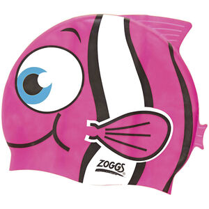 Zoggs Character Silicone Cap Kinder pink pink