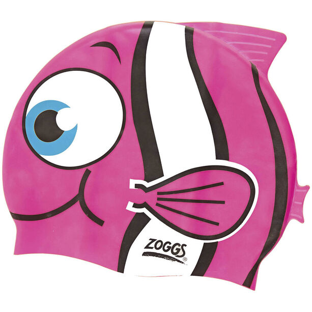 Zoggs Character Silicone Cap Kinder pink