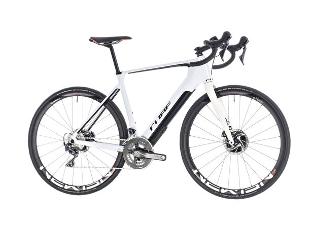 Cube Agree Hybrid C:62 SL Disc white