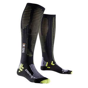 X-Bionic Effektor xbs.competition Long Socks Herren black/acid green black/acid green