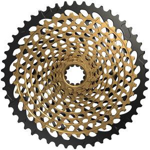 SRAM XG-1299 Kassette 12-fach gold gold