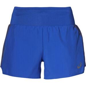 "asics 3,5"" Shorts Damen illusion blue illusion blue"