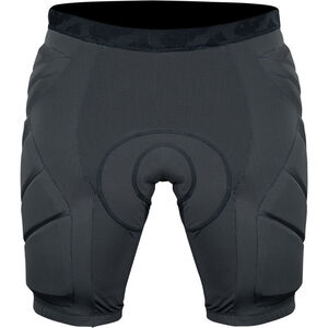 IXS Hack Shorts Lower Body Protective Kinder grey grey