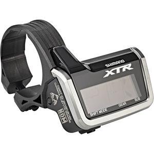 Shimano XTR Di2 SC-M9051 Display Schelle 31,8mm/35mm schwarz schwarz