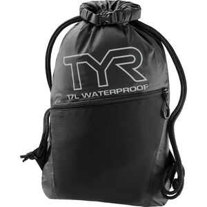 TYR Alliance Waterproof Sackpack black black