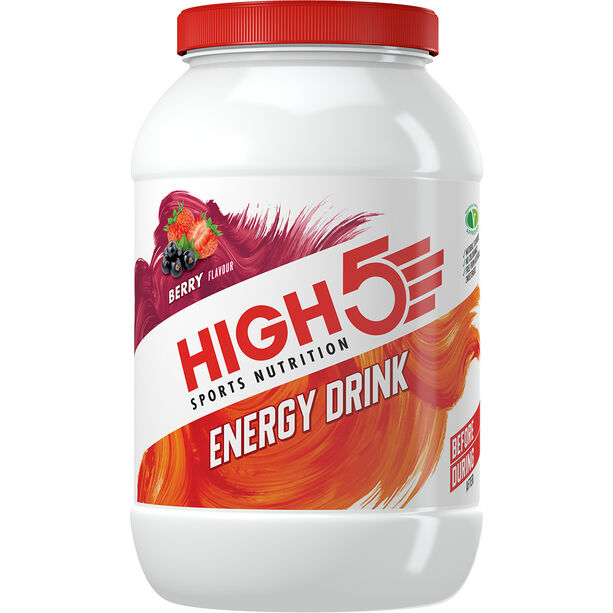 High5 Energy Drink Dose 2,2kg Berry