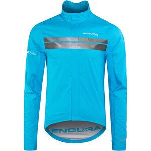Endura Pro SL Shell II Jacke Herren neon-blau bei fahrrad.de Online