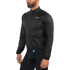 Shimano Compact Windbreaker Men black