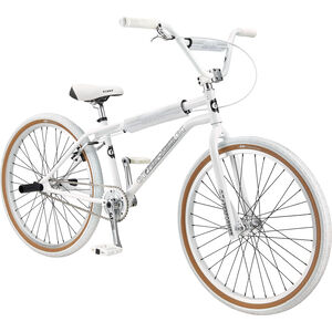 "GT Bicycles Pro Performer Heritage 26"" white/chrome      white/chrome"