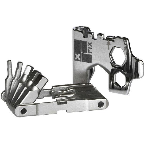 Fix Manufacturing Wheelie Wrench Faltwerkzeug silver