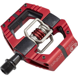 Crankbrothers Mallet E Enduro Pedals rot rot