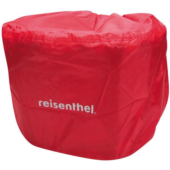 KlickFix Reisenthel Bikebasket Regenhaube rot