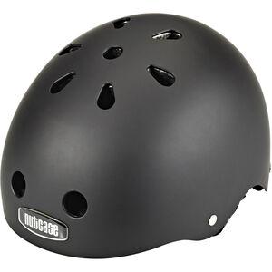 Nutcase Street Helmet Kinder blackish matte blackish matte