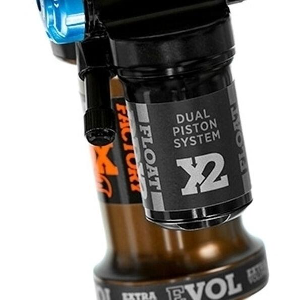 Fox Racing Shox Float DPX2 F-S K 3Pos Evol LV AM 0,2 CM DRM Rezi AFF Dämpfer 216x63mm