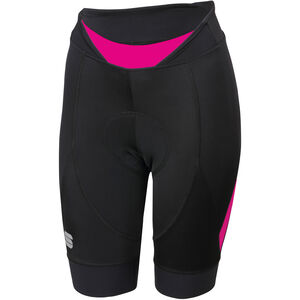 Sportful Neo Shorts Women Black/Bubble Gum bei fahrrad.de Online