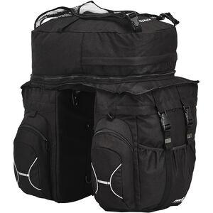 Red Cycling Products Elite Touring Set Gepäckträgertaschen schwarz bei fahrrad.de Online