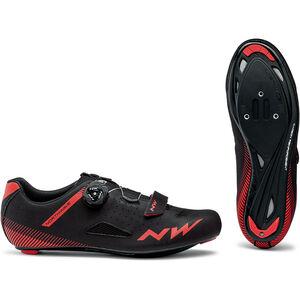Northwave Core Plus Shoes Herren black/red black/red